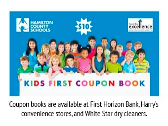 Kids First Coupon Book